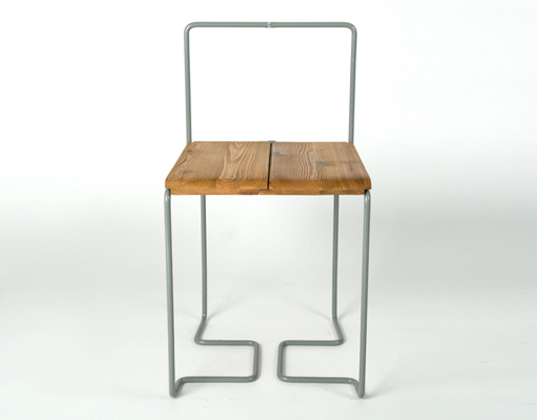Schair is a chair that two can share inhabitat green for Chair design awards