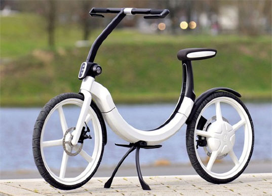 Bikes Electric Wi folding electric bike quot It