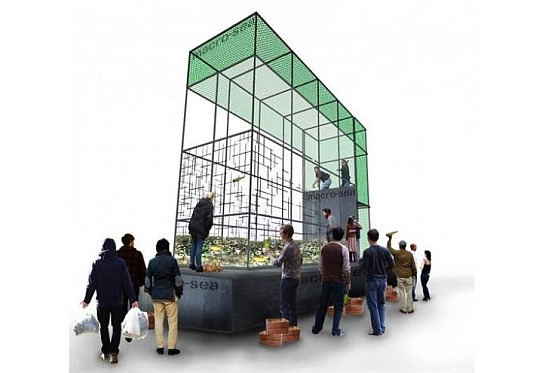 glassphemy, recycling, glass bottles, recycled glass bottles, eco art, eco installations, marco sea, david belt