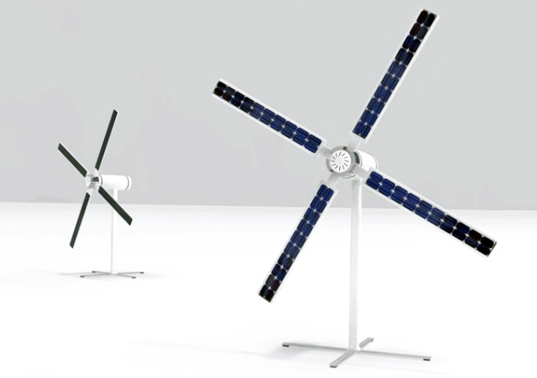 renewable energy, wind power, wind turbines, solar power, chargers, gadgets, sustainable design