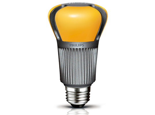 Philips Unveils World\'s First LED Replacement for Most Common Bulb ...