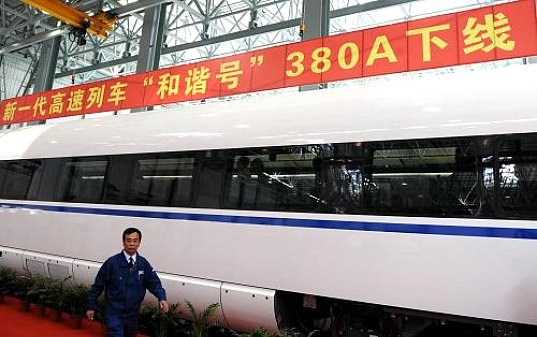 high speed rail, high speed train, hsr, china, high speed railway, high speed, green transportation, alternative transportation, world's fastest train, greeen design, eco design