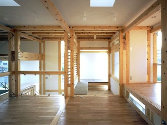 Modern Japanese Home Borrows From The Past With An Eco
