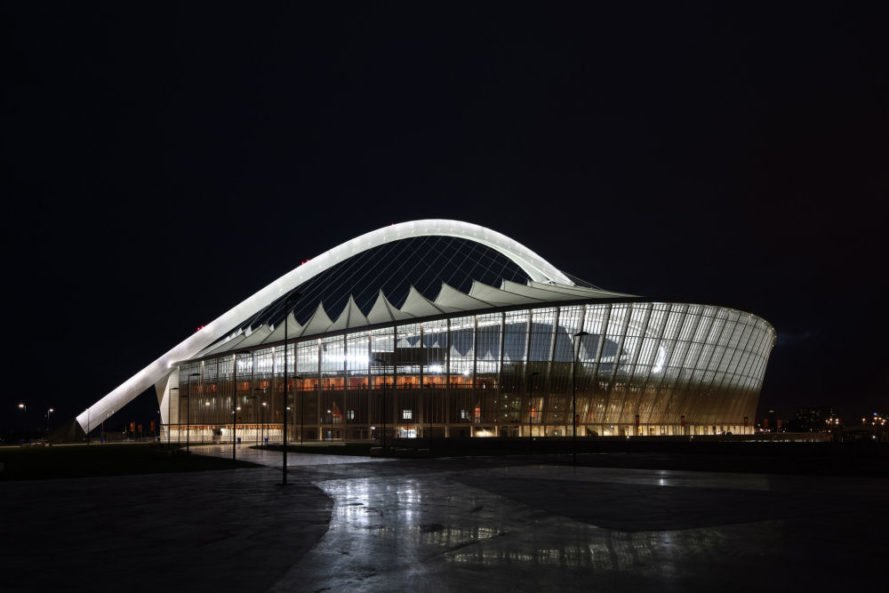 Eco Stadium Scores Green Goal For World Cup