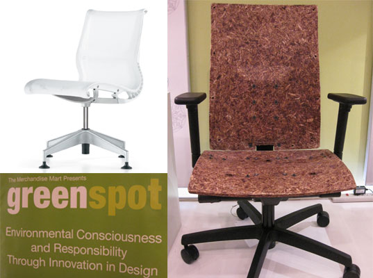 NeoCon, Green Design, Sustainable Design, Inhabitat, Herman Miller, Haworth, Kvadrat, 3Form, Grace Lee Designs