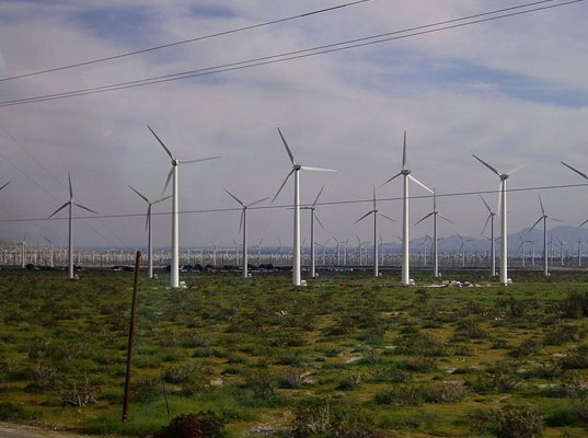 National Renewable Energy Lab, wind power stability, stability of wind power, power grid 2.0, western united states wind power