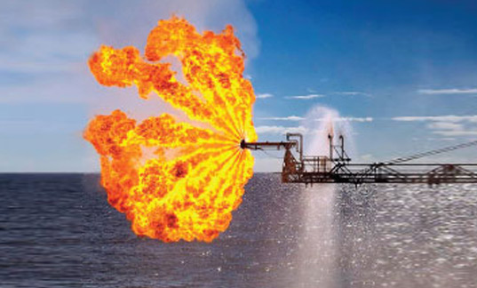 Bp Plans To Use Evergreen Burner To Burn Oil In Gulf