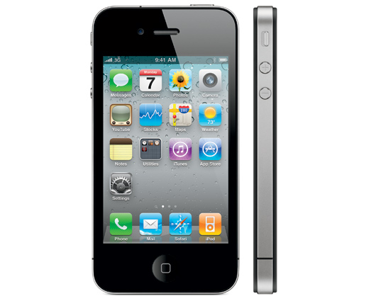 Iphone 4, sustainable design, green design, apple, greener gadgets, smartphone, cell phone, sustainable electronics