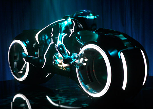Street-Legal Electric Tron LightCycles for Sale on eBay!