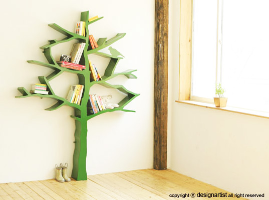 contemporary furniture for kids. a treeshaped shelf made for bookworms of all ages contemporary furniture kids