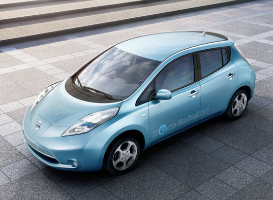 sustainable design, green transportation, nissan leaf, ev, phev, cars, green design, electric vehicle