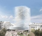 Wind-Powered Winner of the Piraeus Tower Redesign Competition