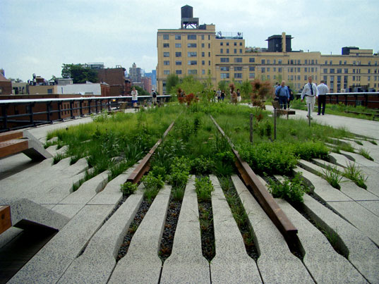 Diller Scofidio + Renfro, high line, high line new york city, james corner field operations, Landscape Architecture, native plants, sustainable design, Urban design, urban green space