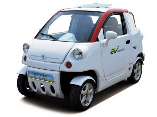 small electric vehicles, tiny electric vehicles, electric car manufacturer, korean car manufacturer, korean automaker, ct&t automaker, american made electric cars