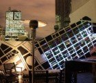 Recycled Circuit Board Installation Maps Out Melbourne