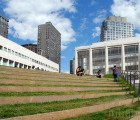 Diller Scofidio & Renfro's Lincoln Center Grassy Remodel Opens To Public