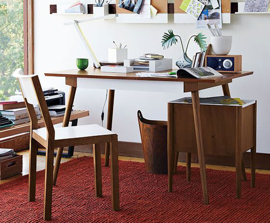Eco Office Furniture Designed By West Elm And Pratt Students Inhabitat Green Design Innovation Architecture Building