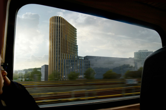 h2otel, water powered hotel, rau, powerhouse company, amsterdam,  carbon neutral, net zero