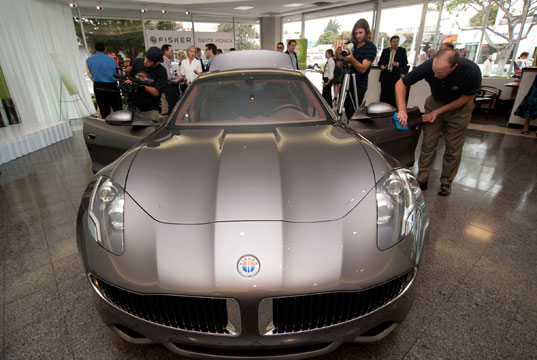 LAcarGuy, Fisker Karma, Electric Vehicles, Hybrid Vehicle, Fisker Automotive, Zero Carbon Emissions, Zero Emissions, Sustainable Cars, Sustainable automotive, green automotive, Mike Sullivan, Fisker Santa Monica, Inhabitat Los Angeles, Inhabitat LA