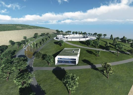 memorial park, turkey, wind energy, design competition, 1/1 Architecture