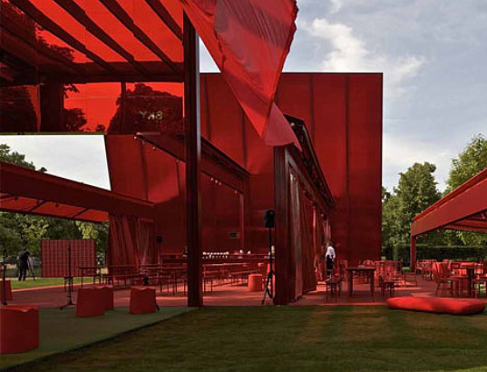 jean nouvel, serpentine gallery pavilion, serpentine gallery,  london, temporary pavilion