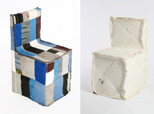Clever Recycled Furniture Made From Undesirable Materials
