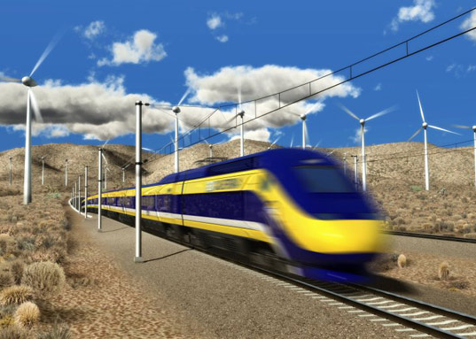 public transportation, sustainable transportation, high speed rail, train, green transportation, Inhabitat, Inhabitat Los Angeles, Inhabitat LA, railLA, AIA Los Angeles, AIA, APA Los Angeles, APA