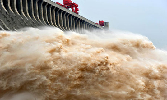 flooding, three gorges dam, hydroelectric power, climate change and weather, china, asia, energy