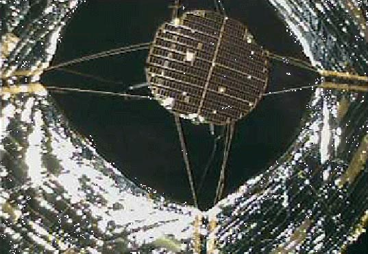 ikaros, japan, jaxa, solar sail, space travel, sustainable design, space exploration