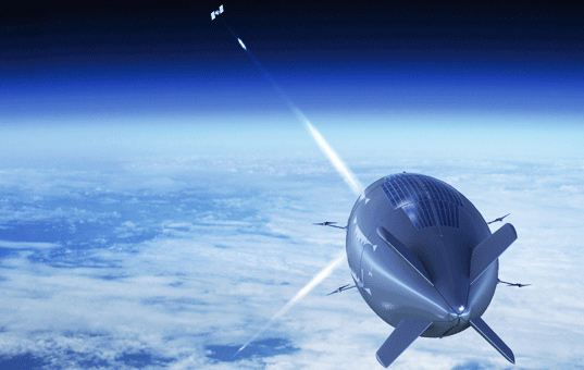 Airships Show Promise As The Future Of Eco Air Freight