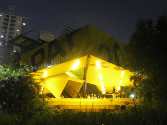 Anyang, APAP Open Art School, art school, eco design, green design, korea, lot-ek, shipping container, shipping container architecture, shipping containers, Sustainable Building, AIA New York Chapter's Design Award, AIA new york awards, aia new york, aia ny