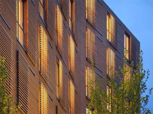 energy efficiency, eco design, sustainable architecture, green architecture, sustainable design, Sustainable Building, Architecture, Peter Rose & Partners, Kripalu Annex, Yoga Studio, yoga, context sensitive design, natural ventilation, radiant heating, natural materials