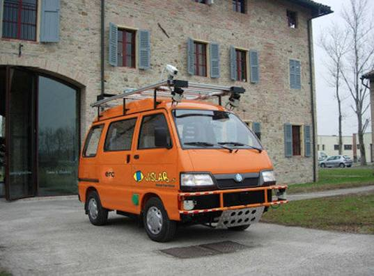 vislab, italy, ev, electric vehicle, transportation, green design