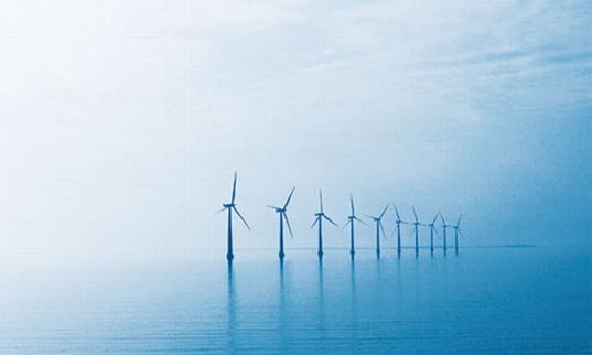 Bohai Bay, wind energy China, China National Offshore Oil Corporation, offshore wind farm, world's largest
