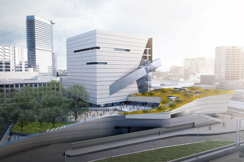 Morphosis New Perot Museum Is A Place Where Science And