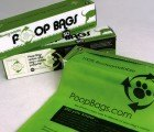 Eco-friendly Biodegradable Doggy Poop Bags