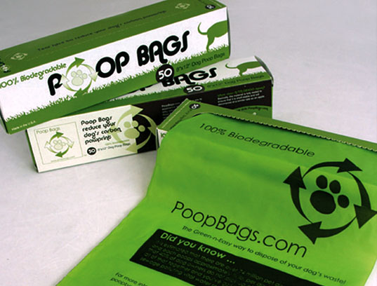 biodegradable dog poop bags, green dog products, dog products, eco-friendly dog products, green dogs, eco dogs