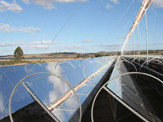 solar power plant in california. solar thermal power plant,