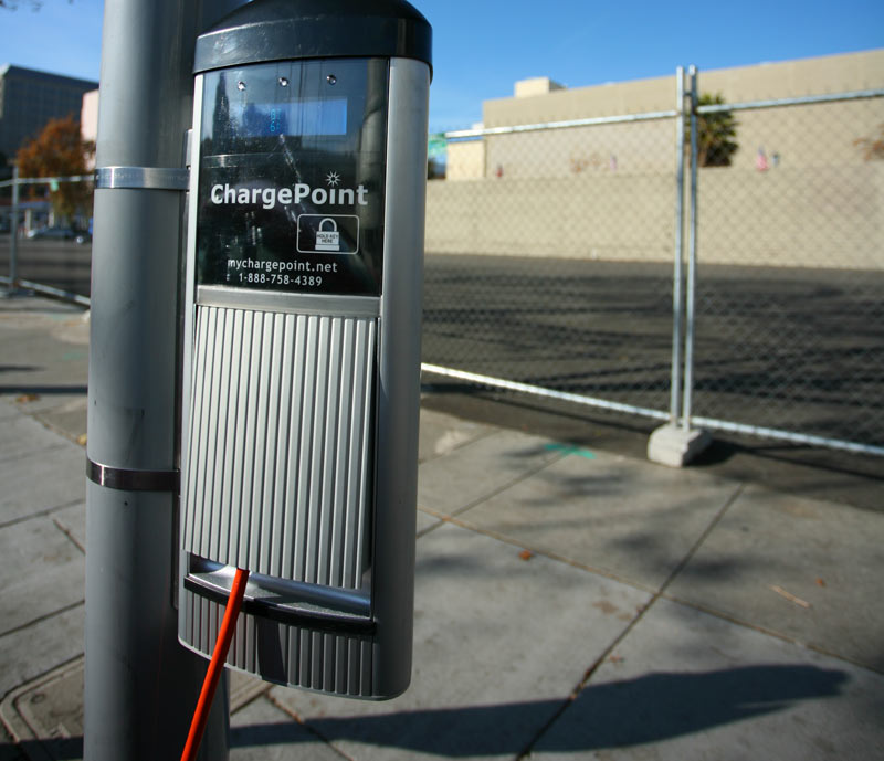 ev charching stations, evs, san francisco, san jose, spare the air, electric vehicles, sustainable design