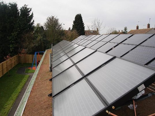 Solimpeks Photovoltaic Solar-Thermal Panels