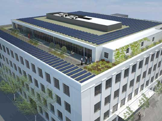 vestas headquarters portland, vestas headquarters, vestas us headquarters, leed platinum, portland green building, portland green architecture, leed in portland, leed buildings in portland, portland oregon green building