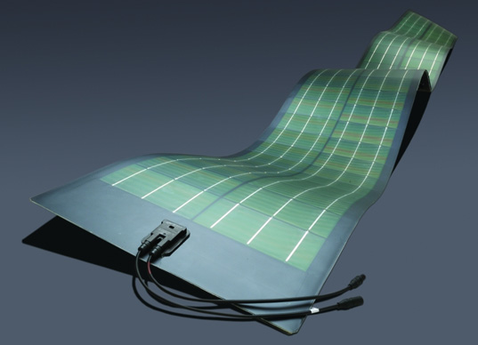 cigs, commercial real estate, solar modules, flexible solar modules, global solar, sustainable design