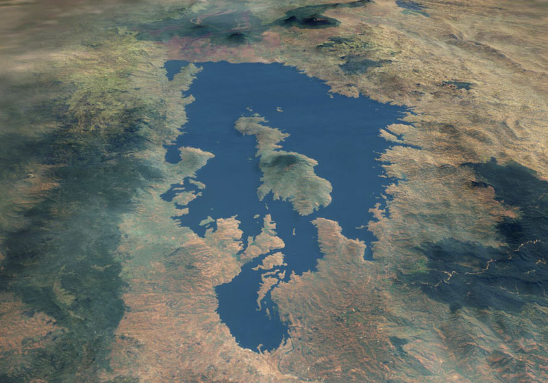 lake kivu, methane, natural gas, africa, carbon dioxide, exploding lakes, rwanda, carbon dioxide, carbon sequestration, sustainable design, electicity, energy