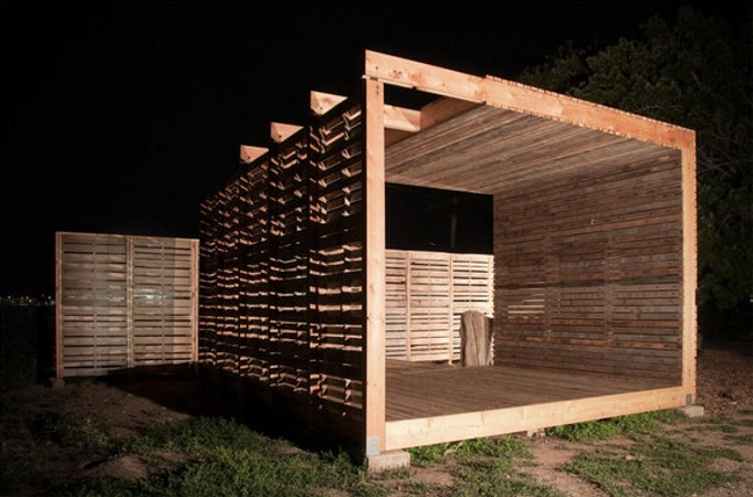 Urban Farm Project Is High Design From Humble Materials