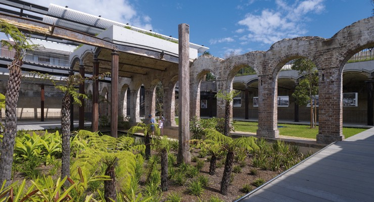 Australia Park, Edward Bell, James Mather Delaney Design, sydney park, Greenway Award for Heritage,Tonkin Zulaikha Greer, urban park design, highline park, green roof, Victorian park, water catchment,