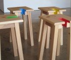 Multi-tasking Eco Stools are a Modern Take on Traditional Design