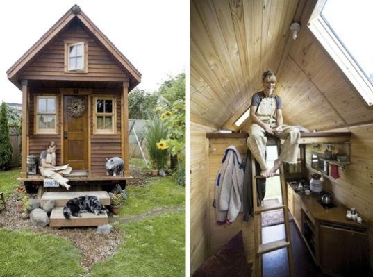 Tiny Home Design App: Small Space Living: Tiny House Trend Grows Bigger