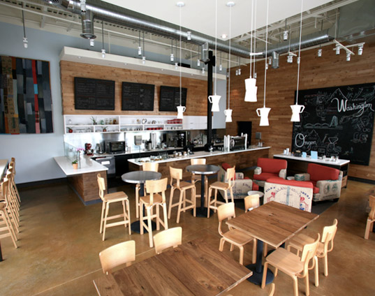 Cool Coffee Shops Are A Dime A Dozen, But Finding A Place Thatu0027s Designed  With Function, Sustainability And Ambiance In Mind? Not So Easy.
