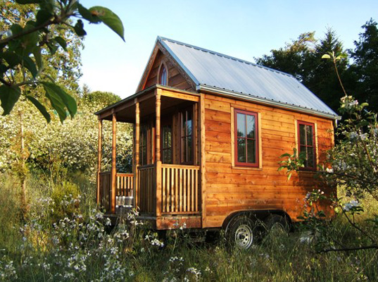 Smaller Homes Trend small space living: tiny house trend grows bigger | inhabitat
