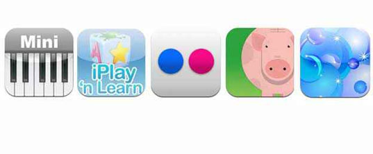 green apps, 5 Apps to Stop a Temper Tantrum In Its Tracks, green technology, toddler, green kids, iphone